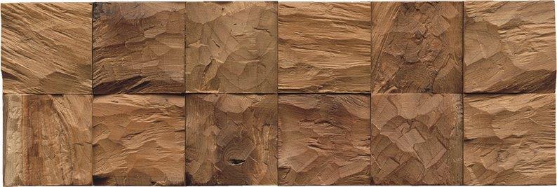 Wandgestaltung Wohnzimmer Holz